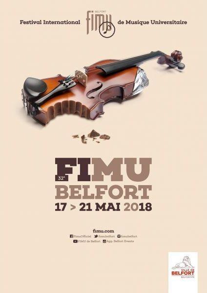 Affiche FIMU 2018
