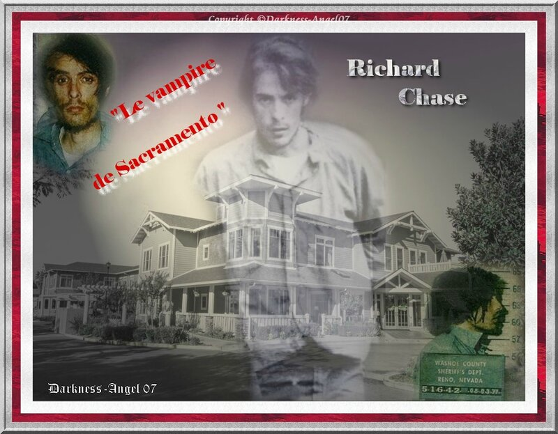 richard chase dark