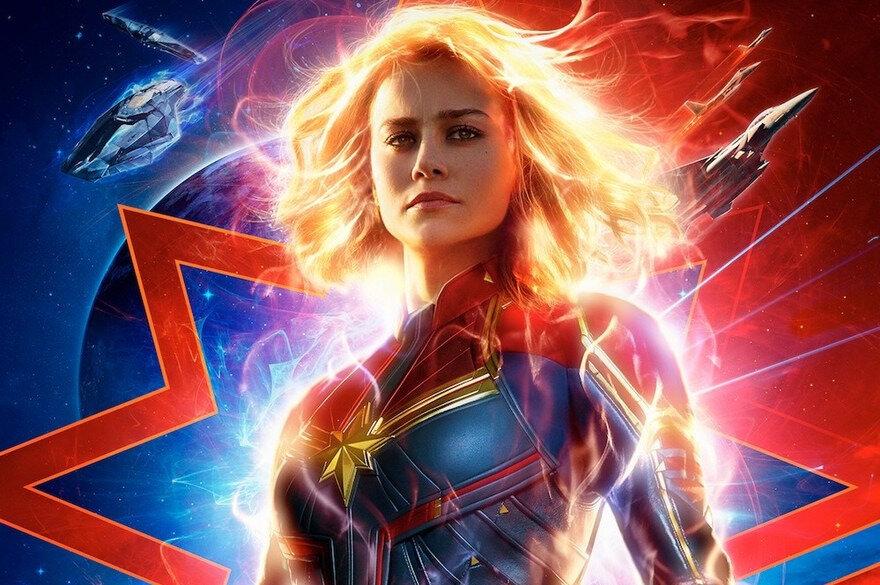 Voyage dans le temps et dans l'espace avec Captain Marvel