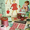 2008-02 Boite à couture verte et rose 1