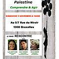Lynn gottlieb, amir hassan, olivia zemor à bruxelles le 03 novembre