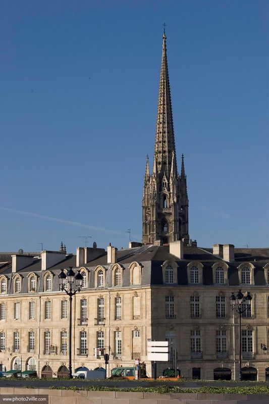 Basilique St Michel, la Tour St Michel