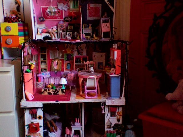 ma maison de barbie dogma. Black Bedroom Furniture Sets. Home Design Ideas