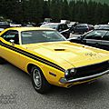Dodge challenger r/t hardtop coupe-1971