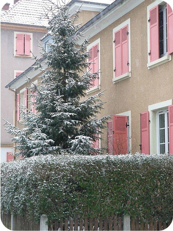 Quartier Drouot - Neige 7