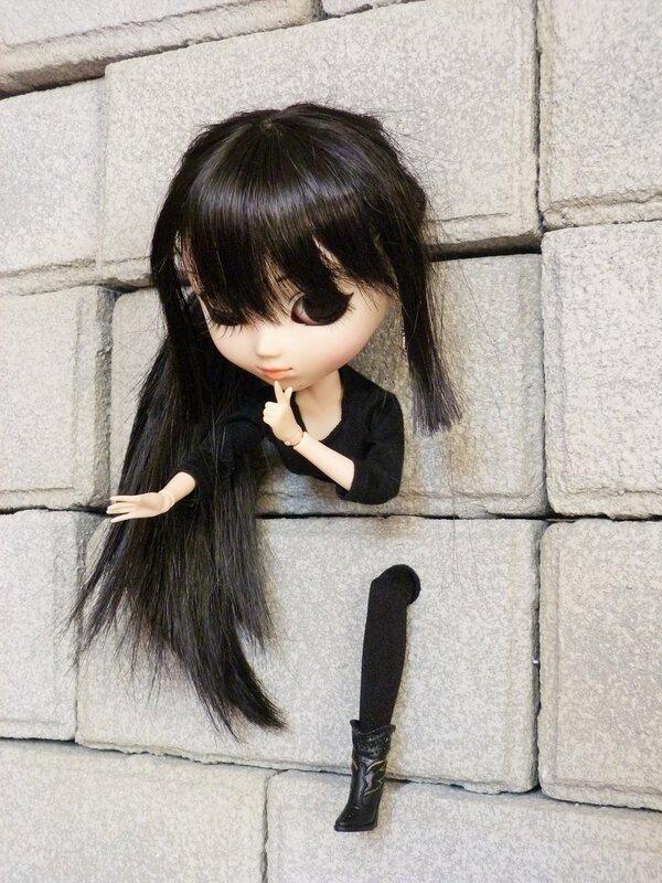 elusive girl