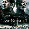 « last knights » : un film avec morgan freeman
