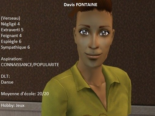 Davis Fontaine