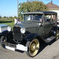 FORD Model A Tudor Sedan 1931 Rustenhart (1)