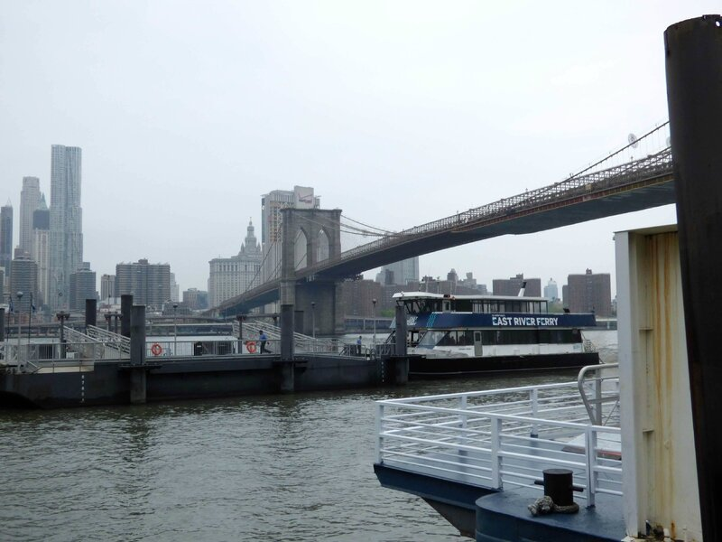 ferry sur l'East River