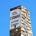 Stèle Izoard