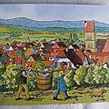 L'Alsace enchantée de Georges Ratkoff (datée 2010)