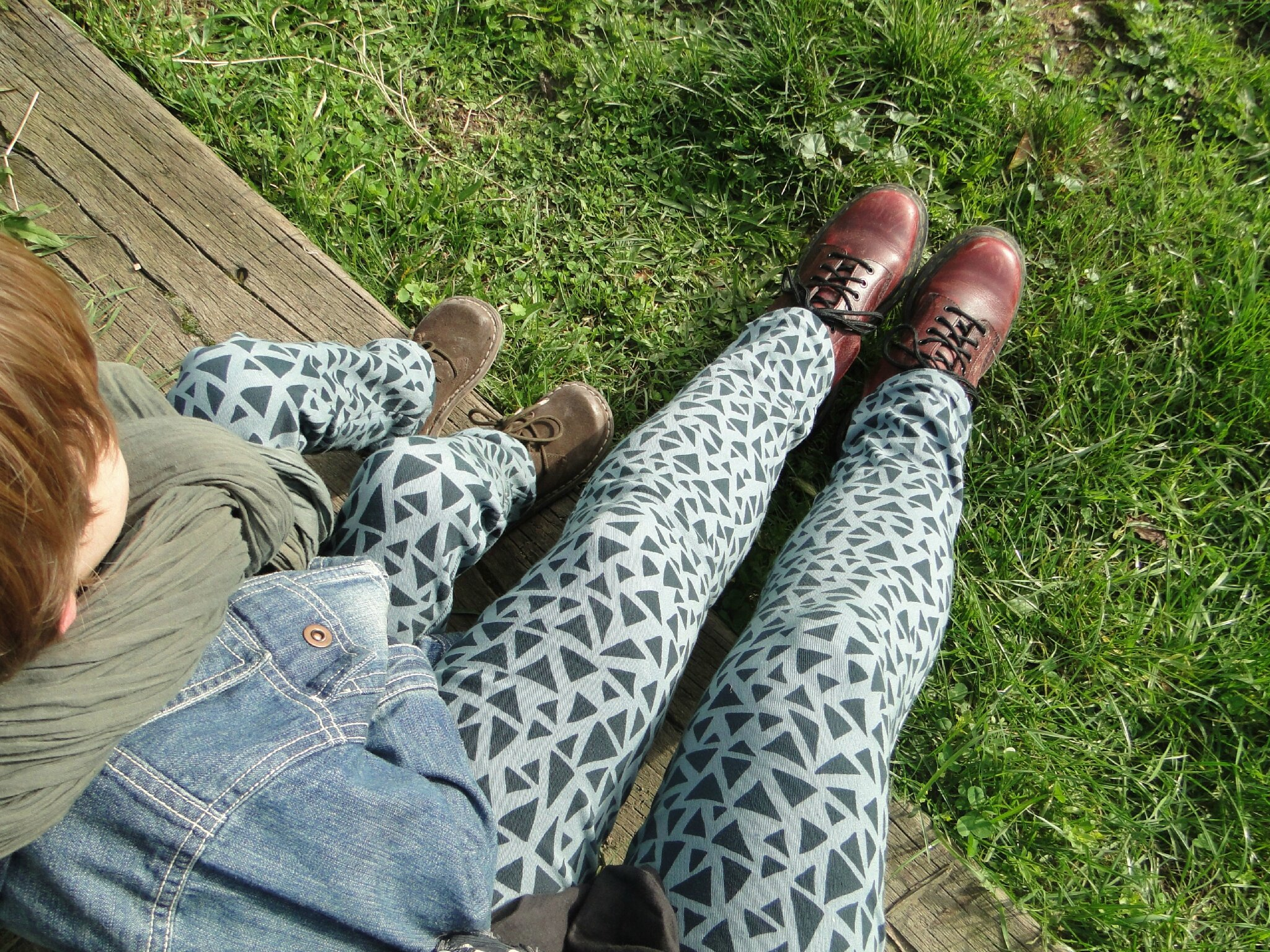 Pantalons Les Bêtes de Céline